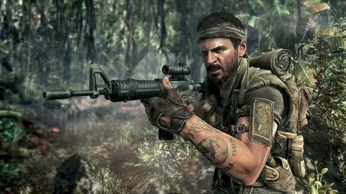Game Sequence Call of Duty Black Ops