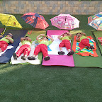 Sun Bathing Activity done by Playgroup Evening Section at Witty World, Chikoowadi (2018-2019)