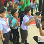 Field Trip to Gym of Grade 1 Section, Witty World, Chikoowadi (2017-18)