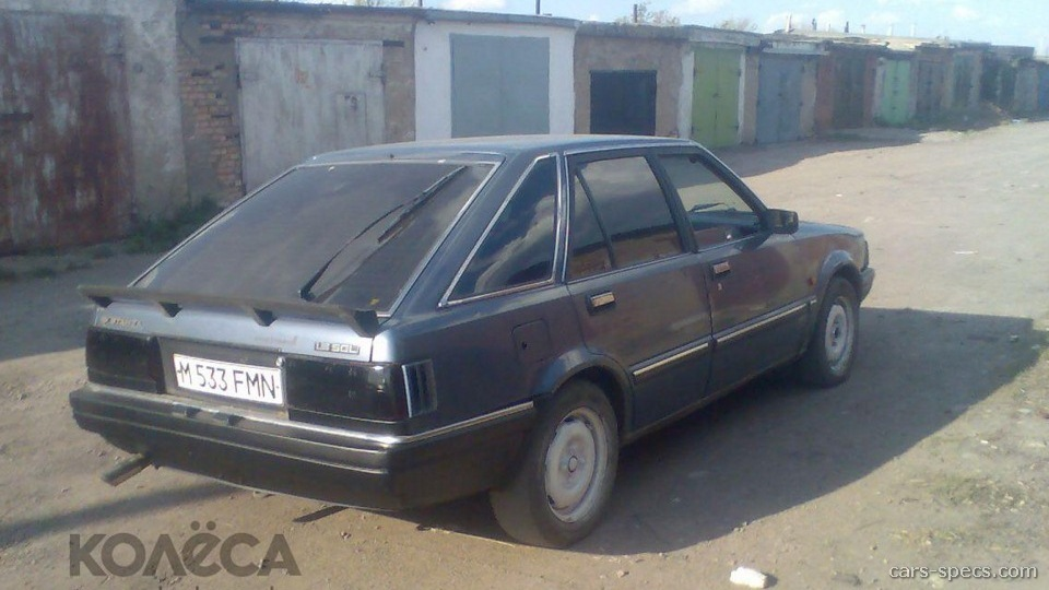 1991 Nissan Stanza Sedan Specifications Pictures Prices