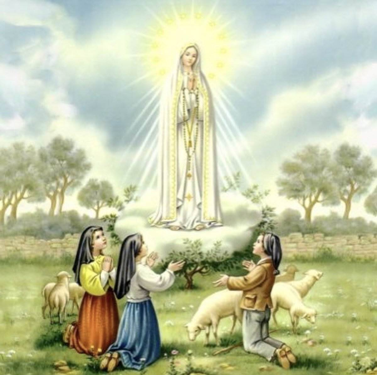 Phúc thay lòng dạ (13.5.2020 - Lễ Đức Mẹ Fatima)