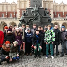 Kraków znany i nieznany - wycieczka kl. 1c - 27 lutego 2013