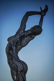 """""""Truth is Beauty"""" sculpture"""