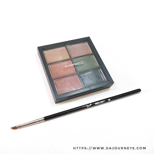 Review E06 Winged Liner Brush Sigma Beauty
