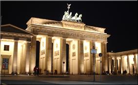 Puerta de Brandenburgo (Brandenburger Tor) - Berlín'10