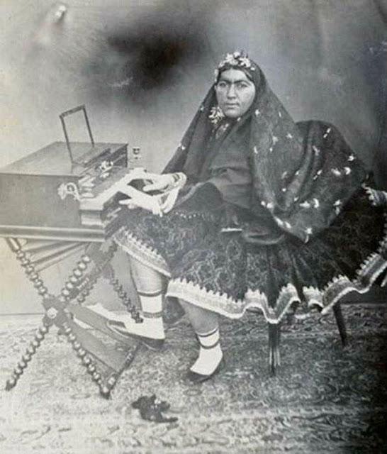 Anis-Al Doleh posando en una muestra de talento