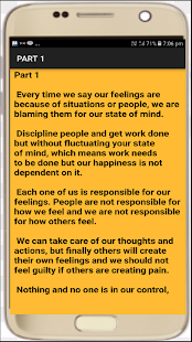 How to live peaceful and happy life - náhled