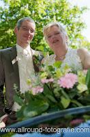 Bruidsreportage (Trouwfotograaf) - Foto van bruidspaar - 094
