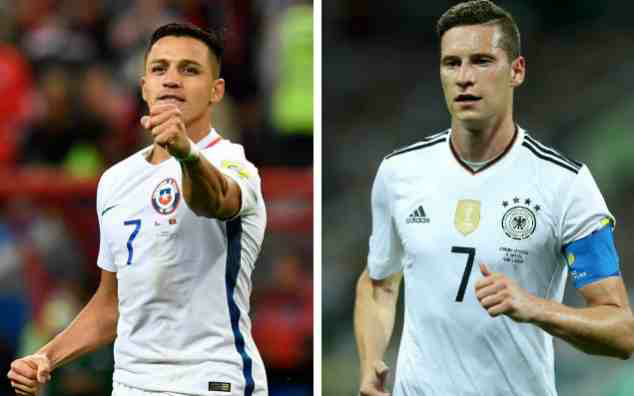 Chile 0 Germany 1: FIFA Confederation Cup Finals