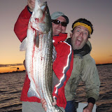 Dave and Geoff 40 inch Striper.jpg