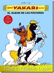 Yakari 00 - El álbum de los pósteres (By Alí Kates)