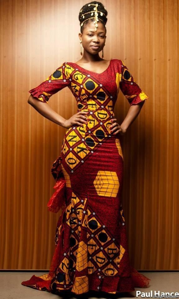 Collection From New Gambian Fashion Label Fashion Qe