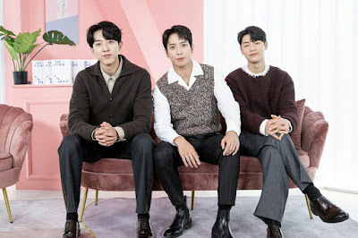 Lirik then now and forever CNBLUE