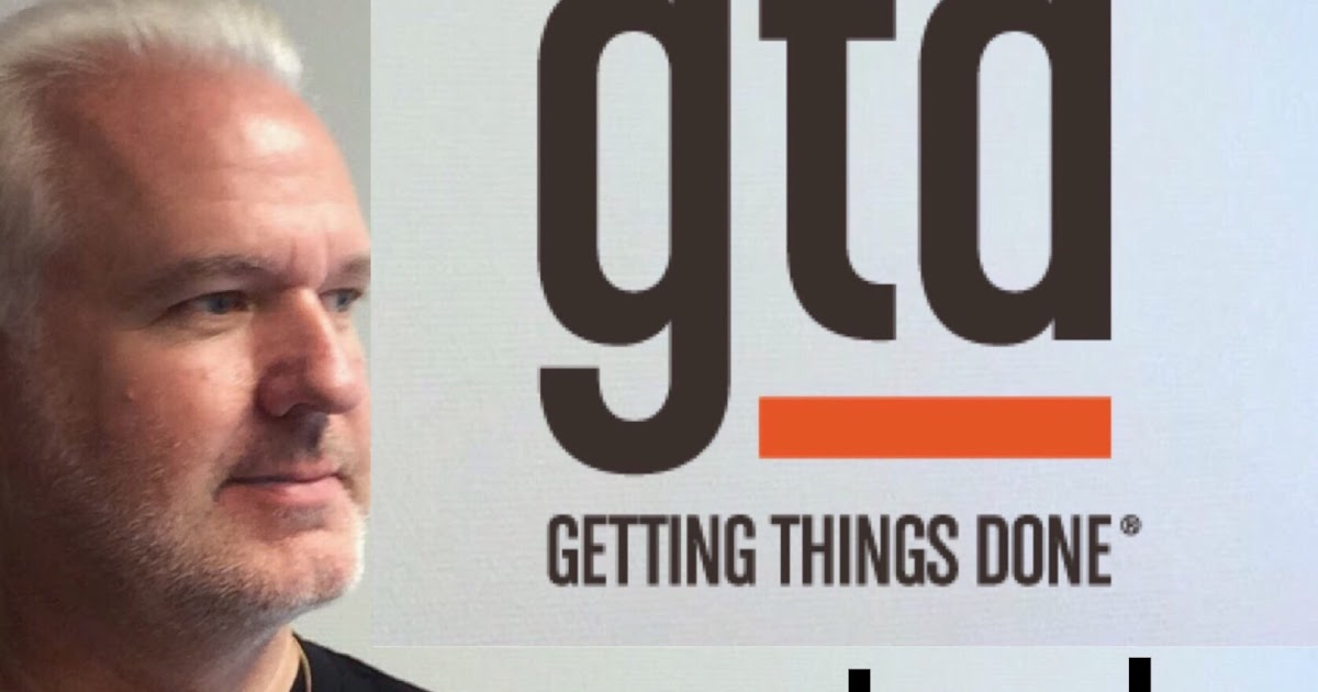Getting Things Done cover image