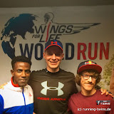 Wings for Life World Run Blogger Event 23.01.2016 - Fotos: Daniel Grund