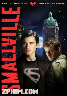 Thị Trấn Smallville 9 - Smallville Season 9 (2009) Poster