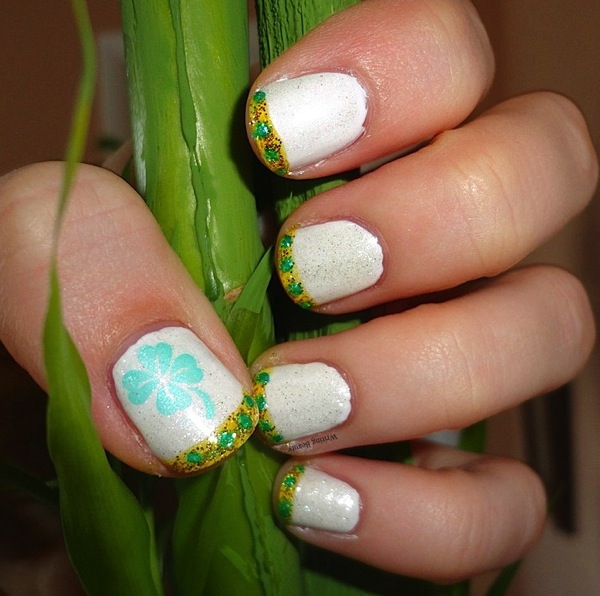St Patrick s Day Nail Art 3