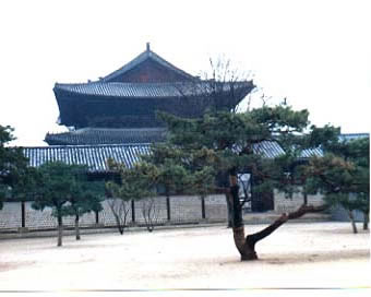Seoul Kyongbokkung Palace