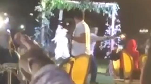 VIDEO - Lelaki maut ditembak dari jarak dekat di majlis perkahwinan