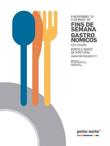 Fins de Semana Gastronómicos - Lamego - 27 a 29 de novembro