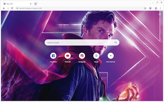 Doctor Strange Sfondi Nuova scheda