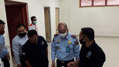 Imigrasi Kelas II TPI Tanjung Balai Asahan Lakukan Rapid Test Dan Tes Urin