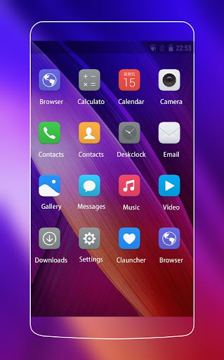 Theme for Asus ZenFone 2 HD 2.0.50 screenshots 2