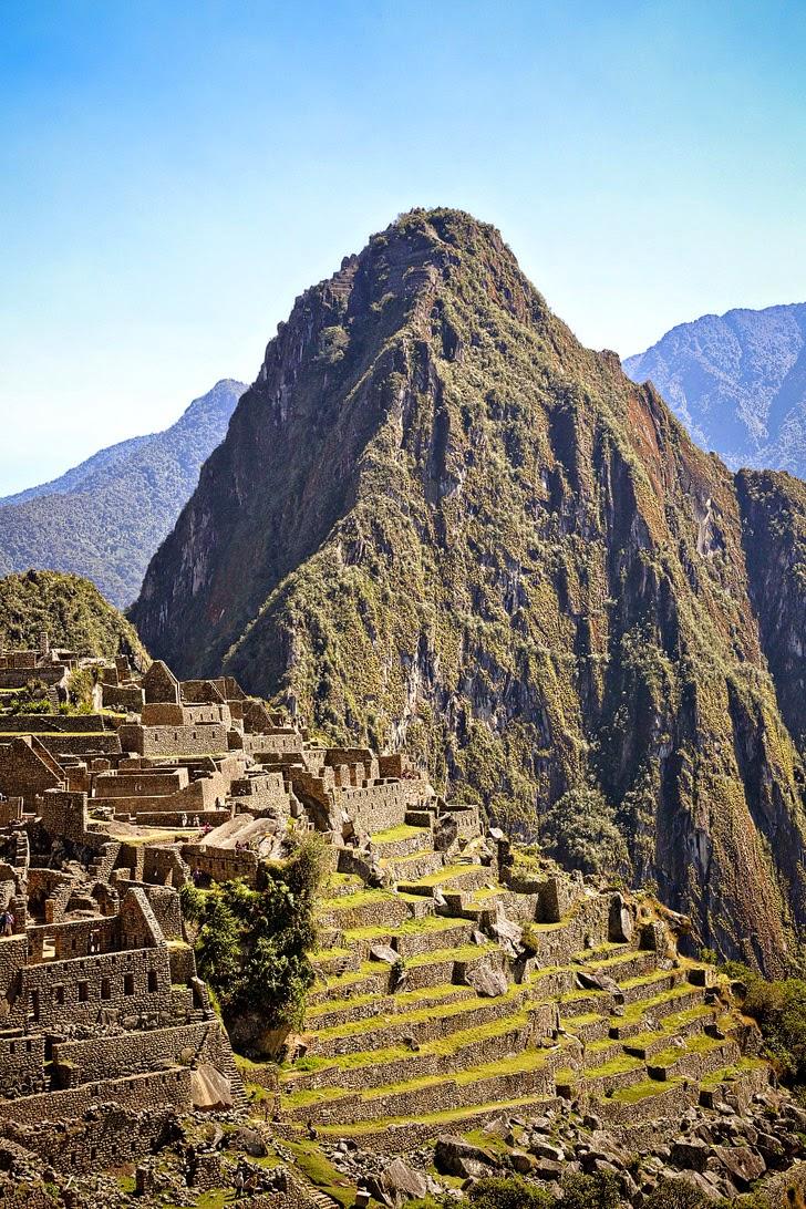 Machu Picchu Peru (Top Travel Destinations 2015).