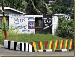 Grenada Thank You