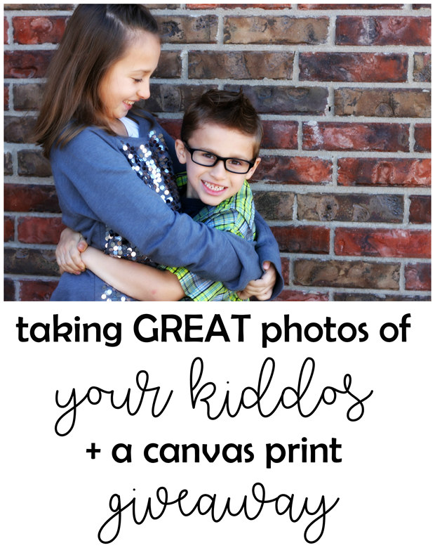Taking Good Photos of Your Kiddos at GingerSnapCrafts.com #photographytips #photos