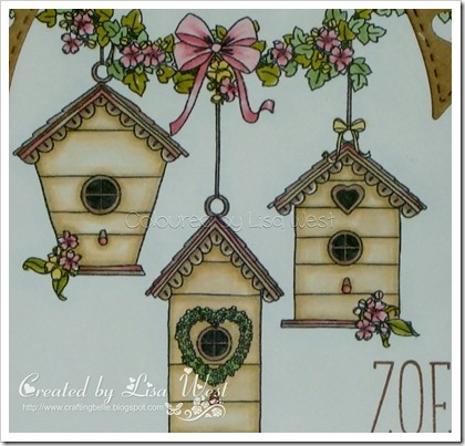 Birdhouse Garland (1)