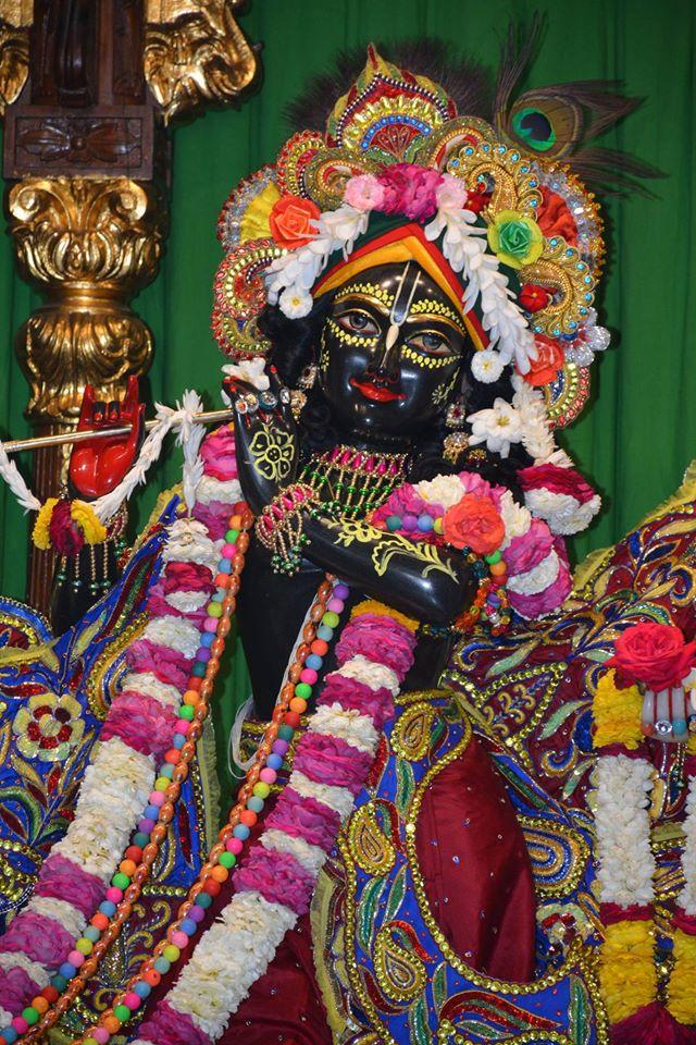 ISKCON Ujjain Deity Darshan 30 Mar 2016  (4)