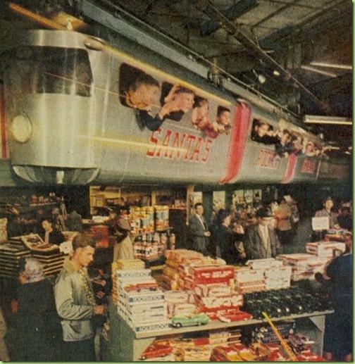 santa express 1949