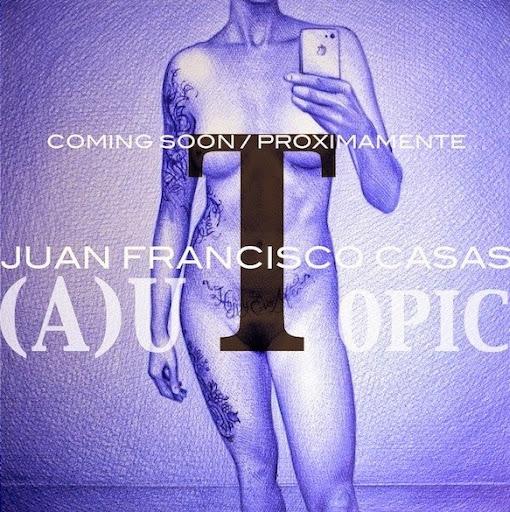 Exposición A Utopic de Juan Francisco Casas, Galería Fernando Pradilla