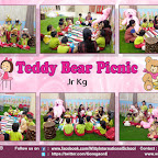 Teddy Bear Picnic by Jr.Kg Section (2018-19), Witty World, Goregaon East