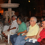 POesia e musica in onore di Nina Russo Karcher e Santo Lucia