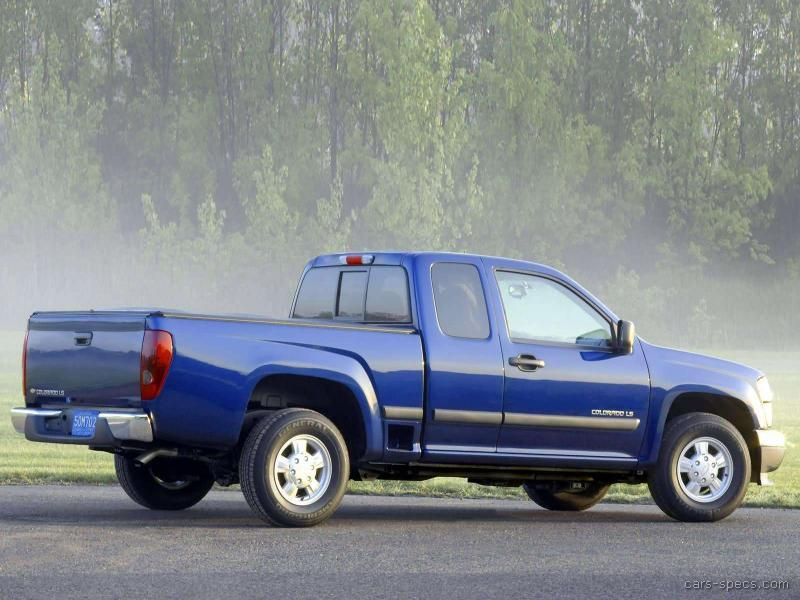 2007 chevrolet colorado extended cab specifications pictures prices. Black Bedroom Furniture Sets. Home Design Ideas