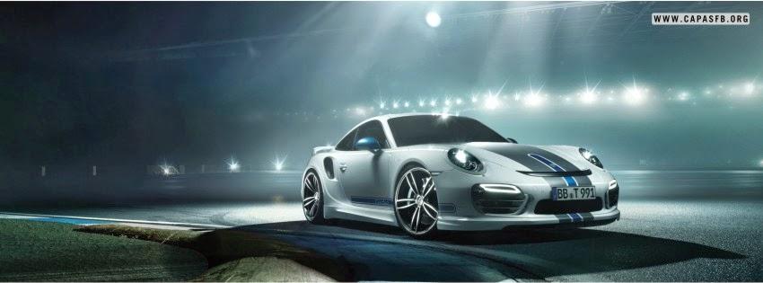 Capas para Facebook Porsche