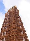 Nanjangudu gopuram standing tall