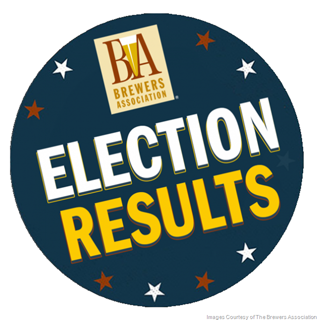 Brewers Association Announces 2018 Board Of Directors Election Results