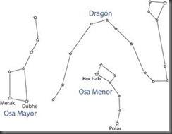 El dragón (astronomía en el colegio)