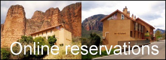 Online Reservations Refugio de Riglos