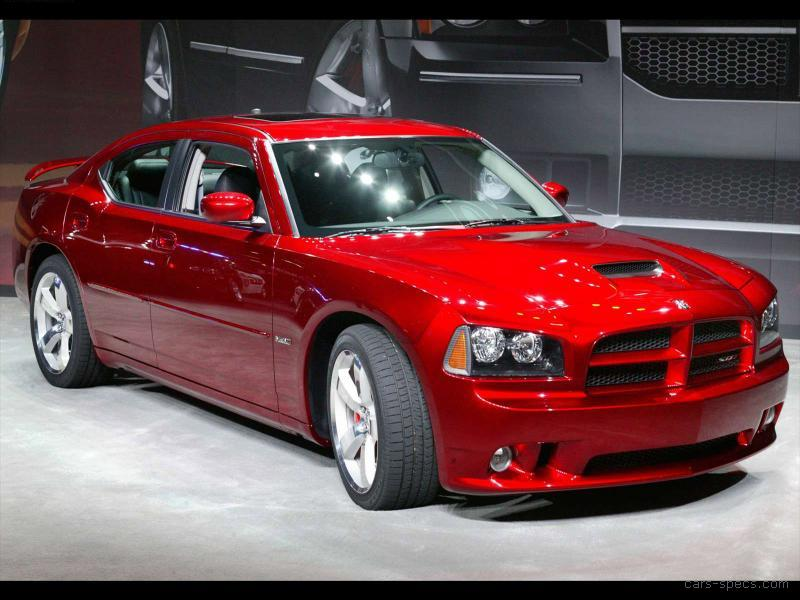 2006 dodge charger srt 8 specifications pictures prices. Black Bedroom Furniture Sets. Home Design Ideas