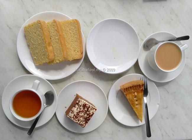 makan di sungei palas cameron highland