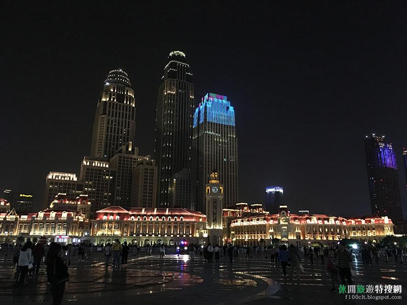 [中國.天津] 市區導覽行程:義式風情區、海河風景線、天津五大道、天津之眼摩天輪