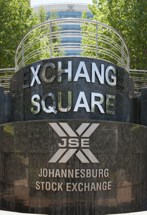 JSE. Picture: MARTIN RHODES