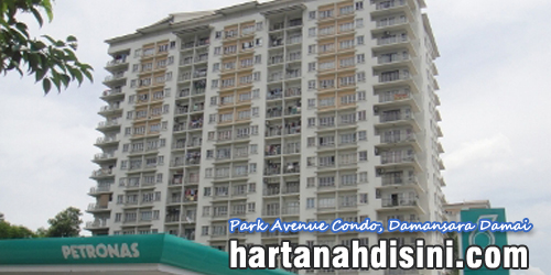 Thumbnail image for Park Avenue Condo, Damansara Damai
