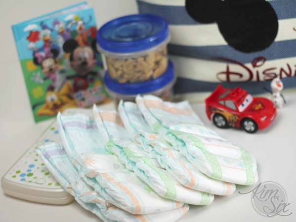 What to bring to disney with toddler