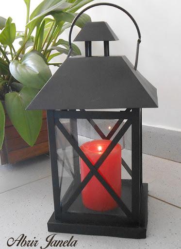 Lanterna-quadrada