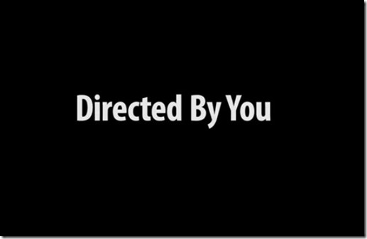 Directed By You